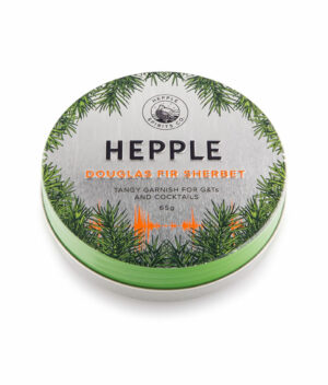 Hepple Sherbert Tin