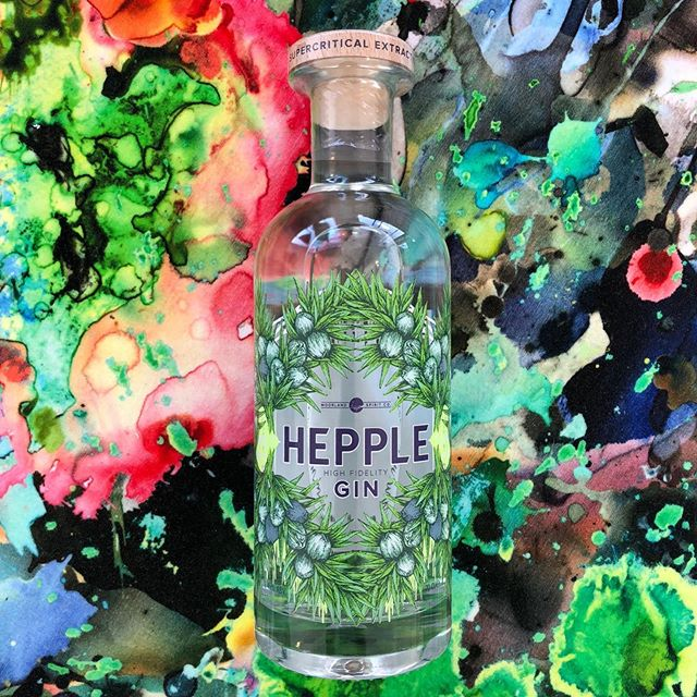 COMPETITION 'Bring on the Love' we have teamed up with design pioneers and Hepple bottle designers @timorous_beasties to offer you and a loved one, a chance to win a year's supply of gin each. •To enter this competition, you must follow @hepple_spirits and @timorous_beasties, like this post and comment #TBHeppleLove and tag the person you would love to share your prize with (prize equally split between you and your loved one).The winner will be chosen at random and announced on Valentines Day. Good Luck!! •T and c's.• 1) A year's supply of gin (24 bottles equally split between you and your loved one - 12 bottles per person) of Hepple Gin 70cl.• 2) You must be over 18 years old to enter the competition, proof will be required before the prize is shipped.• 3) Prize can only be shipped to a UK address.• 4) One entry per person, multiple entries will be discounted - from Instagram