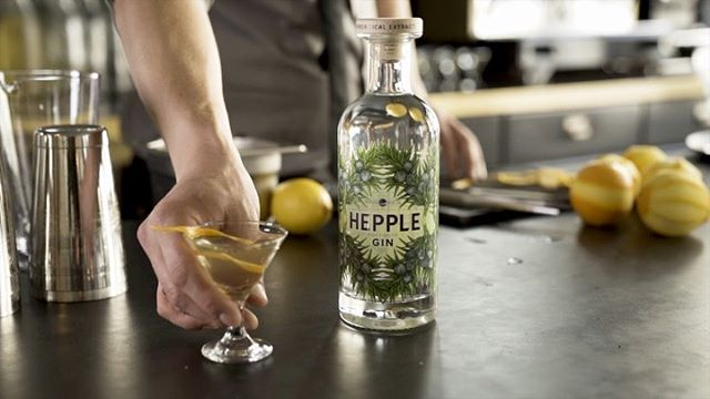 Nick's favourite drink is a Hepple Martini, what's yours? •@tastillery @highballernet @jrgmyr @swetlanaholz • - from Instagram