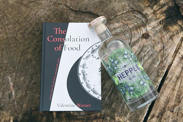 Mother's Day Giveaway we are giving 5 lucky followers a chance to win a bottle of Hepple Gin and a signed copy of @valentine_warner new book 'The Consolation of Food.' To be in with a chance of winning please follow these steps.•1 - Follow @hepple_spirits.•2 - Like this post.•3 - Tag a friend or relative you would share a Hepple Gin with! ••T's and C's in comments. - from Instagram