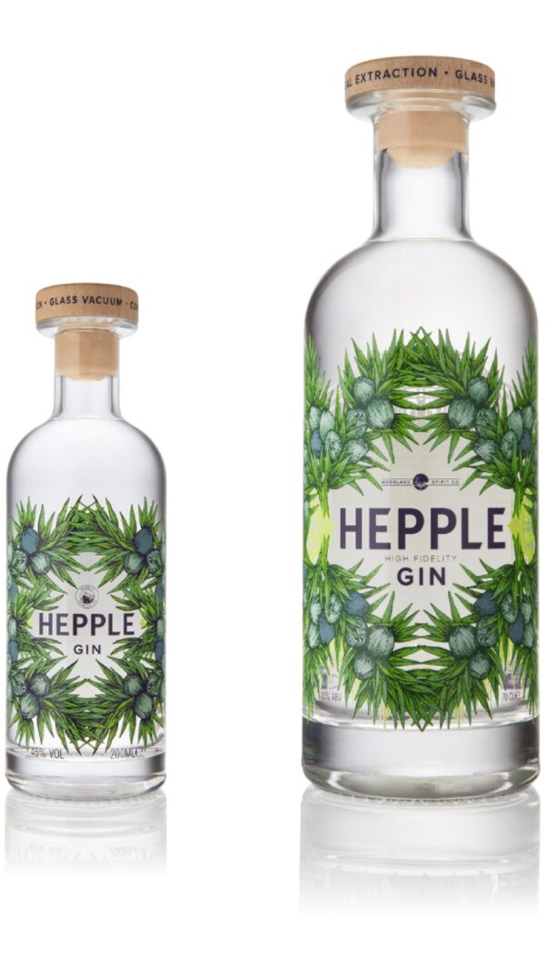 Hepple Gin High Fidelity