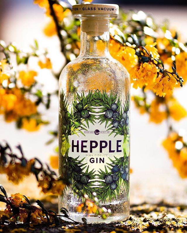 Hepple is for those who believe in vivid colour - even at the risk of an ever-so-slight clash... we have been producing for over five years now and travelling around the world to explain who we are and why make our products in the way we do. And what we have found is that in overwhelming numbers, the people who love our gin are those who stand out from the crowd. Frankly speaking, some of you are a little colourful. Yes, you know who you are. Sometimes you clash. But we quite like that. That's why we get on. - from Instagram