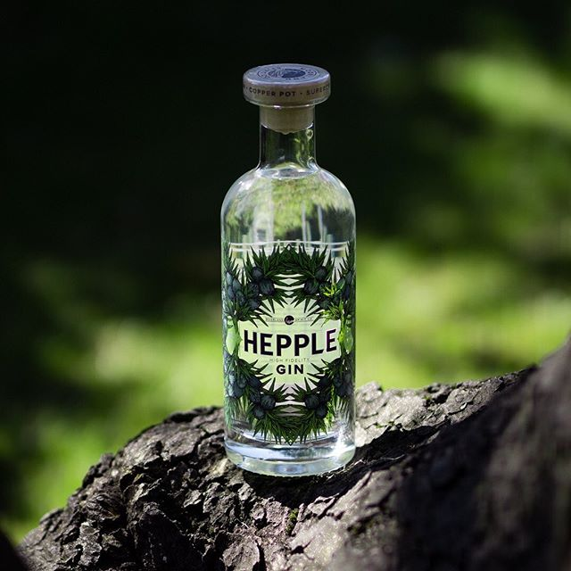 This week we are giving our followers a chance to win Hepple Gin! All you have to do is take a photo of your favourite at home cocktail and tag @hepple_spirits using the hashtag #heppleathome T's and C's in comments below. Good luck! - from Instagram