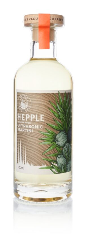 Hepple Ultrasonic Martini Juniper Wood 500ml