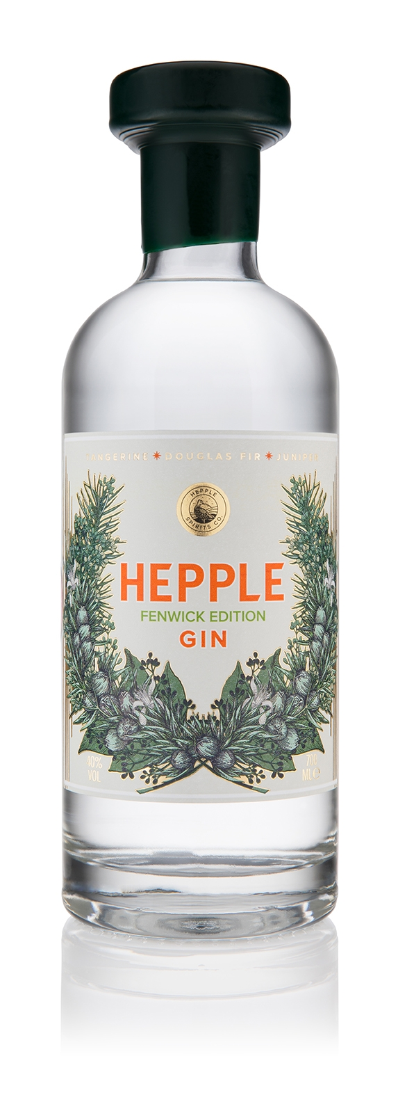 Hepple Fenwick Edition Gin