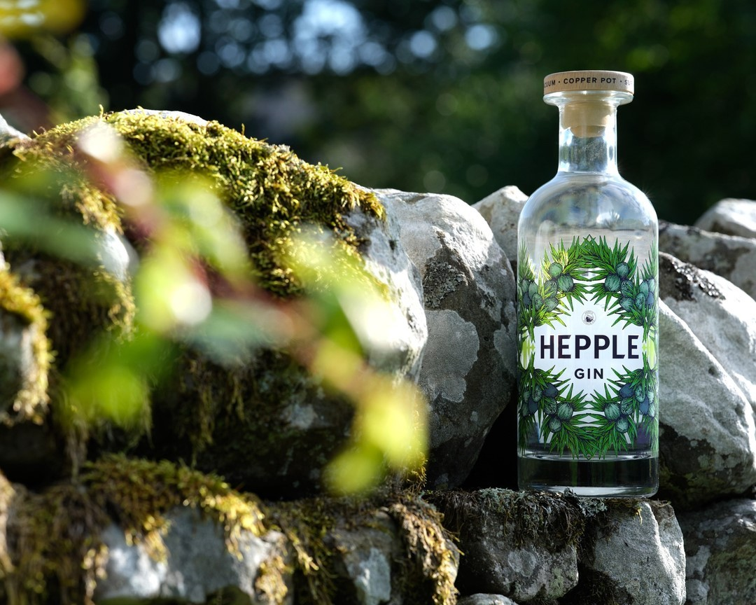 Happy New Year to all! We would love to know how you enjoyed your Hepple Gin this festive period. Comment below and let us know your perfect serve. - from Instagram