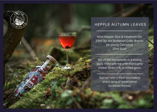 Hepple Spirits Cocktail